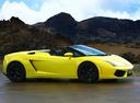 Фото авто Lamborghini Gallardo 1 поколение, ракурс: 270