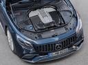 Фото авто Mercedes-Benz S-Класс W222/C217/A217 [рестайлинг], ракурс: двигатель цвет: синий