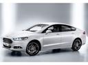 Фото авто Ford Mondeo 5 поколение, ракурс: 45 - рендер цвет: белый