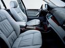 Фото авто BMW X5 E53, ракурс: сиденье
