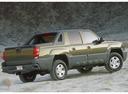 Фото авто Chevrolet Avalanche 1 поколение, ракурс: 225