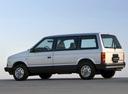 Фото авто Chrysler Voyager 1 поколение, ракурс: 135