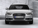 Фото авто Audi S4 B8/8K [рестайлинг],  цвет: серебряный