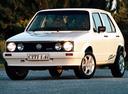 Фото авто Volkswagen Citi Golf 1 поколение [рестайлинг], ракурс: 45