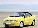 Фото авто Renault Megane 1 поколение [рестайлинг], ракурс: 45