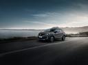 Фото авто Renault Kaptur 1 поколение, ракурс: 45 цвет: серый