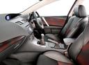 Фото авто Mazda Axela BL, ракурс: сиденье
