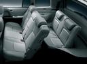 Фото авто Toyota Kluger XU20 [рестайлинг], ракурс: задние сиденья