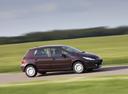 Фото авто Peugeot 307 1 поколение [рестайлинг], ракурс: 270 цвет: бордовый