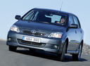 Фото авто Toyota Corolla E130 [рестайлинг], ракурс: 45