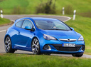 Фото авто Opel Astra J [рестайлинг], ракурс: 315 цвет: голубой