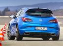 Фото авто Opel Astra J [рестайлинг], ракурс: 180 цвет: голубой