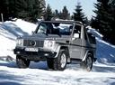Фото авто Mercedes-Benz G-Класс W463, ракурс: 45