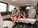 Фото авто Mercedes-Benz V-Класс W447, ракурс: задние сиденья