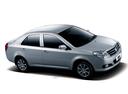 Фото авто Geely MK 1 поколение [рестайлинг], ракурс: 270 цвет: серебряный