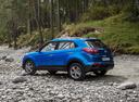Фото авто Hyundai Creta 1 поколение, ракурс: 135 цвет: синий