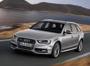 Фото авто Audi S4 B8/8K [рестайлинг], ракурс: 45 цвет: серебряный
