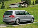 Фото авто Volkswagen Sharan 2 поколение, ракурс: 225
