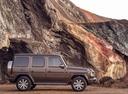 Фото авто Mercedes-Benz G-Класс W464, ракурс: 270 цвет: коричневый