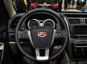 Фото авто Geely Emgrand X7 1 поколение, ракурс: рулевое колесо