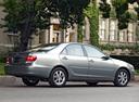 Фото авто Toyota Camry XV30 [рестайлинг], ракурс: 225 цвет: серебряный