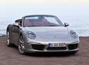 Фото авто Porsche 911 991,  цвет: серебряный