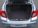 Фото авто Datsun on-DO 1 поколение, ракурс: багажник цвет: голубой