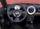 Фото авто Mini Roadster 1 поколение, ракурс: рулевое колесо