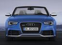 Фото авто Audi RS 5 8T [рестайлинг],  цвет: голубой