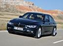 Фото авто BMW 3 серия F30/F31/F34, ракурс: 45 цвет: синий