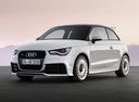 Фото авто Audi A1 8X, ракурс: 45