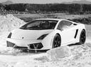 Фото авто Lamborghini Gallardo 1 поколение, ракурс: 45 цвет: белый