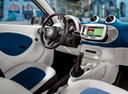 Фото авто Smart Forfour 2 поколение, ракурс: торпедо