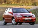 Фото авто Kia Cerato 1 поколение, ракурс: 315