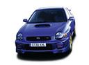 Фото авто Subaru Impreza 2 поколение,  цвет: синий