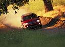 Фото авто Ford Explorer 3 поколение,  цвет: красный