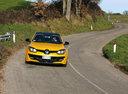 Фото авто Renault Megane 3 поколение [2-й рестайлинг],  цвет: желтый