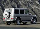 Фото авто Mercedes-Benz G-Класс W463 [2-й рестайлинг], ракурс: 225 цвет: серебряный