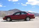 Фото авто Toyota Corolla E100, ракурс: 90 цвет: красный