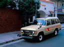 Фото авто Toyota Land Cruiser J60, ракурс: 45