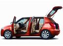Фото авто Skoda Fabia 5J, ракурс: 90 цвет: красный