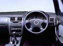 Фото авто Subaru Legacy 2 поколение, ракурс: торпедо