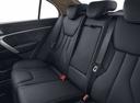 Фото авто Geely Emgrand 7 1 поколение [рестайлинг], ракурс: задние сиденья