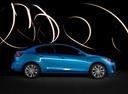 Фото авто Mazda 3 BL, ракурс: 270 цвет: голубой