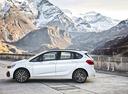 Фото авто BMW 2 серия Active Tourer F45 [рестайлинг], ракурс: 90 цвет: белый