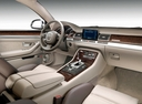 Фото авто Audi A8 D3/4E [2-й рестайлинг], ракурс: торпедо