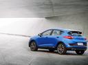 Фото авто Geely GS 1 поколение, ракурс: 135 цвет: синий