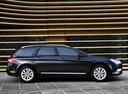 Фото авто Citroen C5 2 поколение, ракурс: 270 цвет: черный