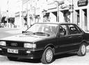 Фото авто Audi 80 B2, ракурс: 45