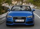 Фото авто Audi A3 8V,  цвет: синий